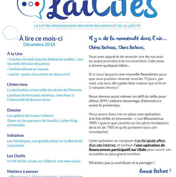 LaiCites N°23_Une