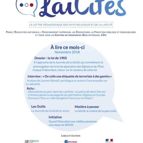 Une_LaiCites N°22